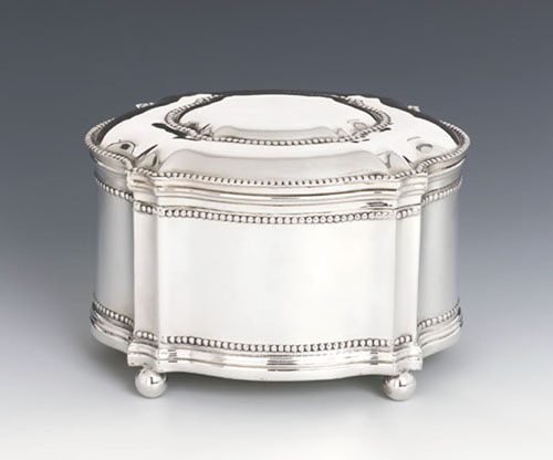 see specials on silver religious articles - Silver Esrog Boxes